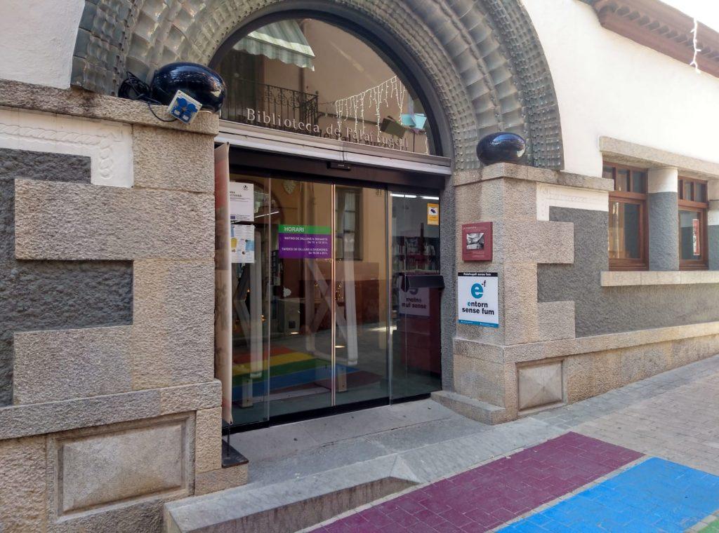 Més de 160.000 visites a la Biblioteca de Palafrugell
