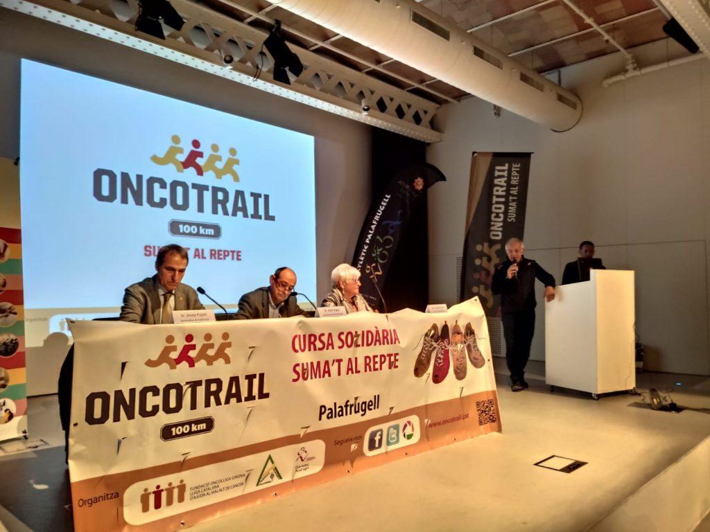 300 equips participants a l'Oncotrail 2020