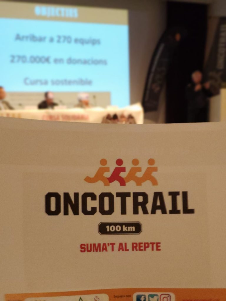 L'Oncotrail s'ajorna fins el 2021