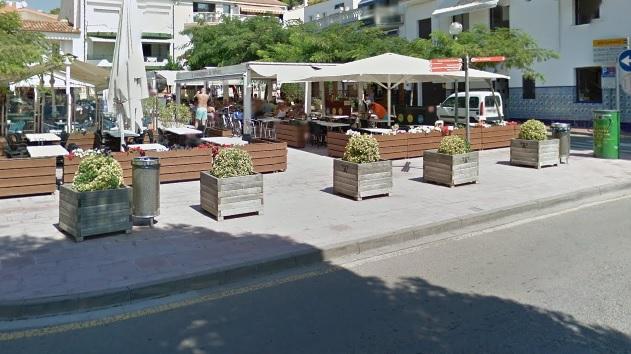 Proposen un model únic de terrasses per a a la Costa Brava