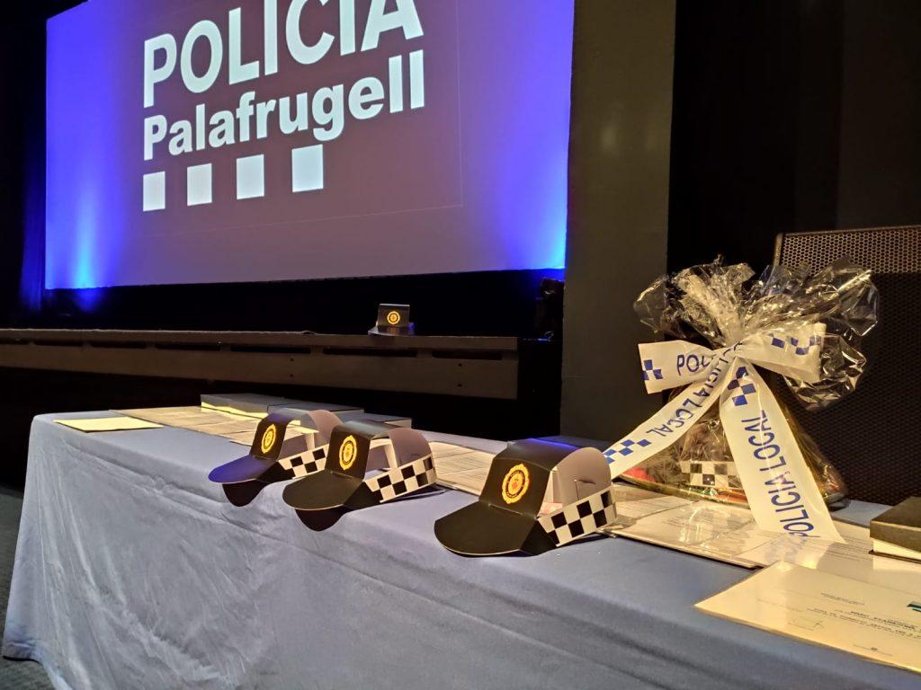 Menys delictes a interior de domicili i de vehicle a Palafrugell