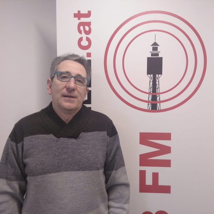 Xevi Llimona president del Centre Fraternal de Palafrugell