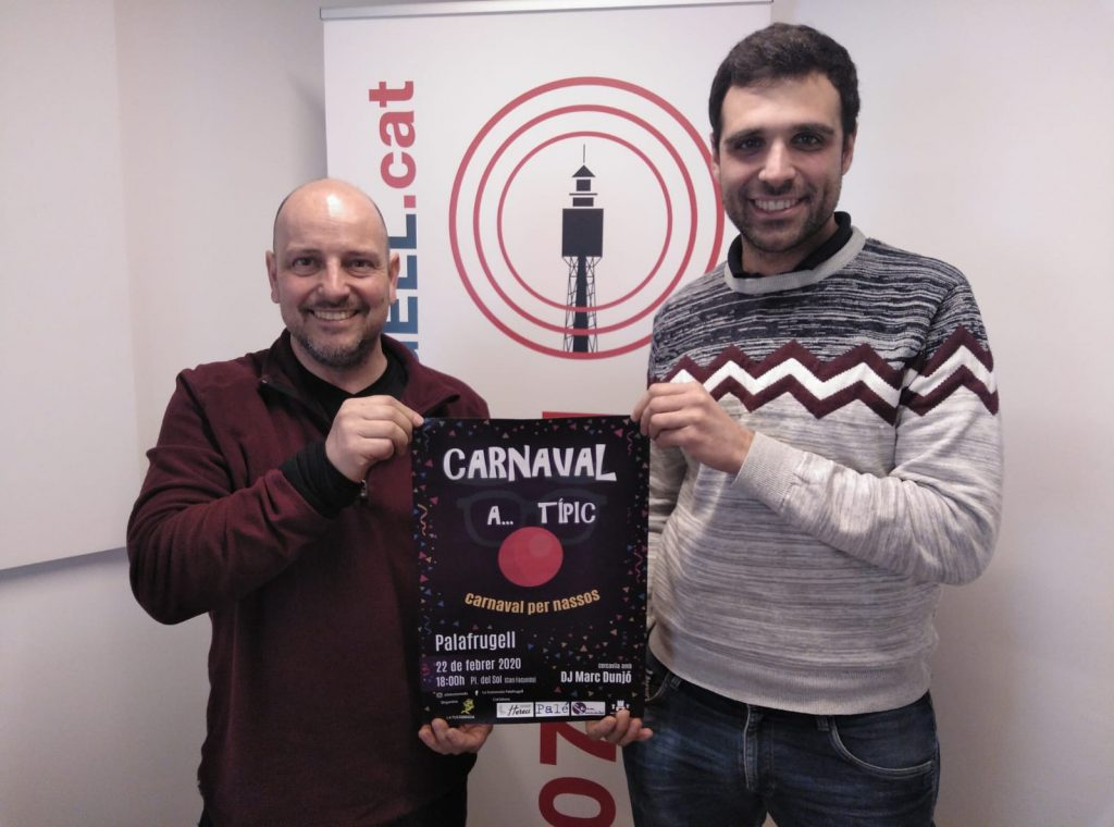 Arriba el 3r carnaval A-típic de Palafrugell