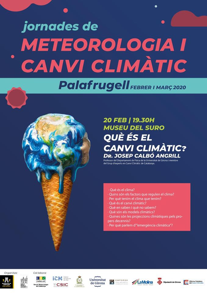 Què és el canvi climàtic?