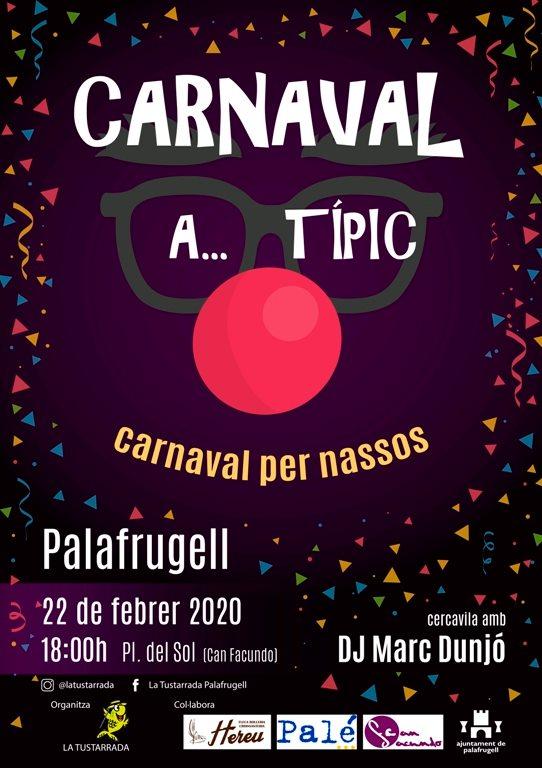 3r carnaval A-típic a Palafrugell