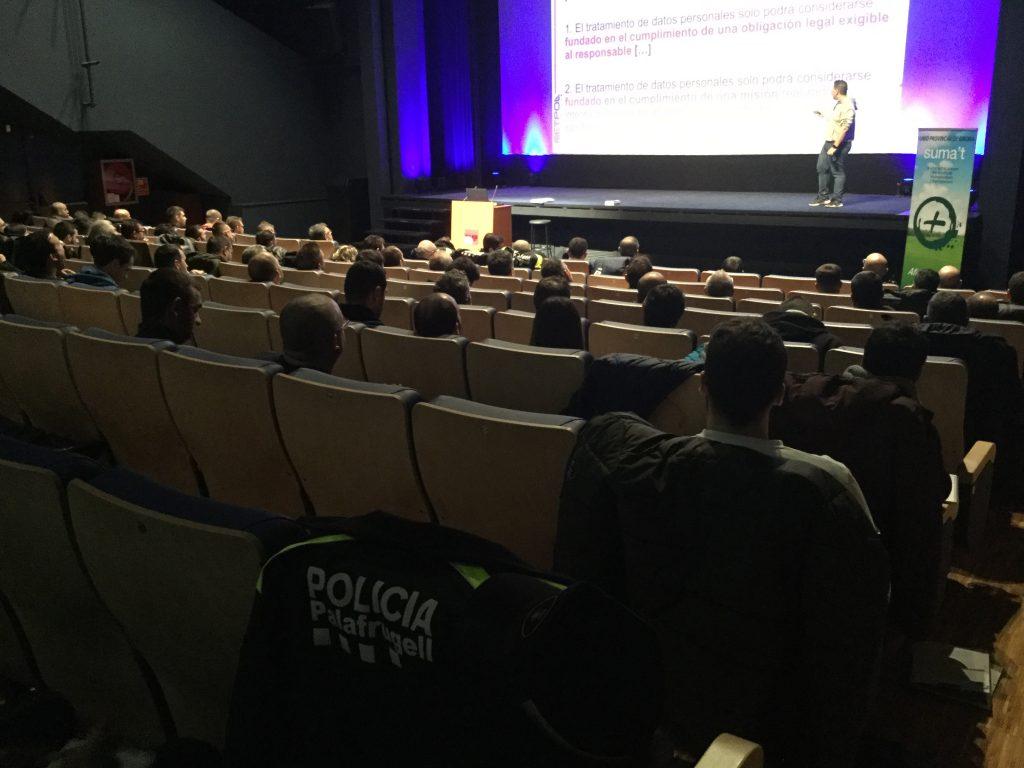 Objectiu: millorar la seguretat ciutadana