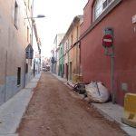 En marxa la reforma del carrer Sant Josep