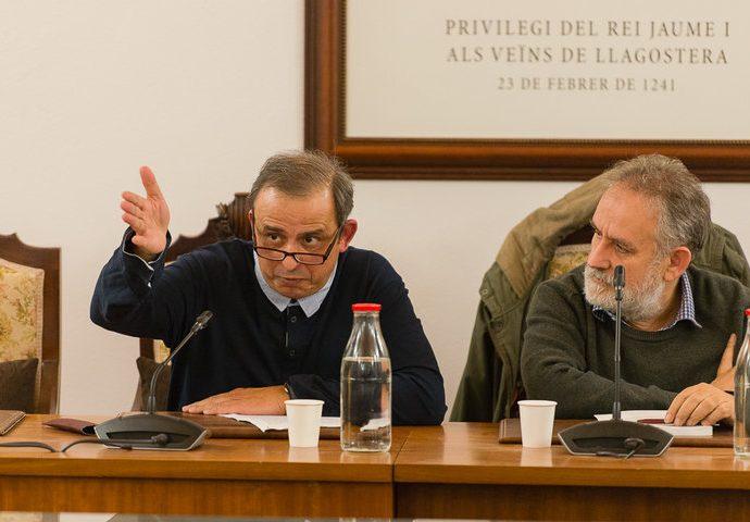 Francesc Aicart president de l'Institut d'Estudis del Baix Empordà