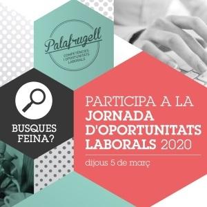 4a Jornada d'Oportunitats Laborals