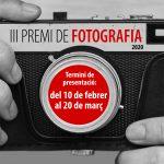 III premi de fotografia Palafrugell és educació
