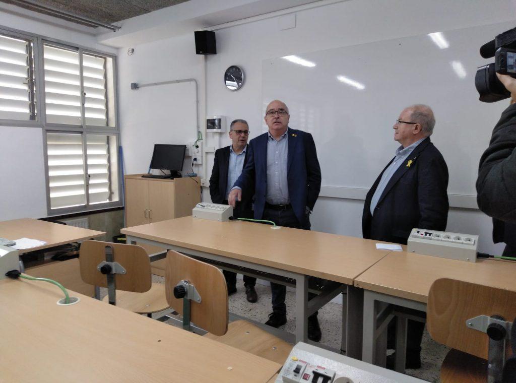 Jornada de portes obertes als centres educatius de Palafrugell