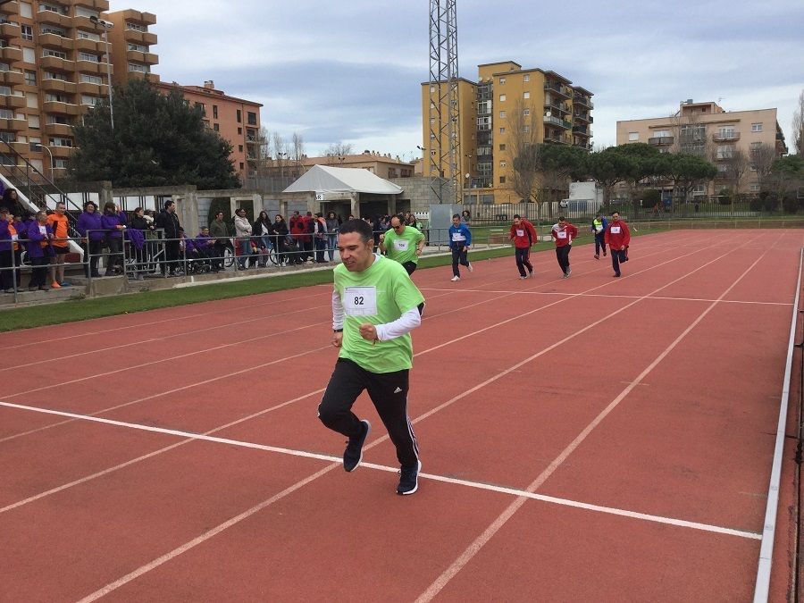 12 anys de Special Olympics a Palafrugell