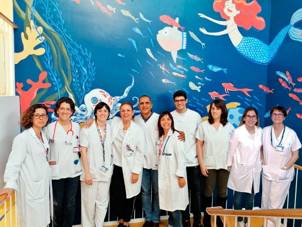 Més recursos per l'equip pediàtric del CAP de Palafrugell