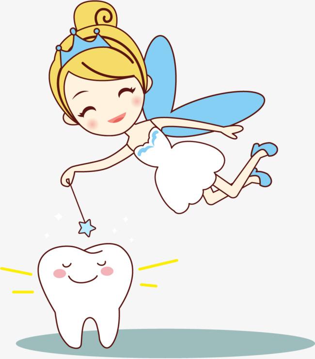 Sense confinament per l'angelet de les dents
