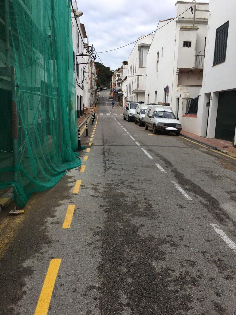 Canvis de mobilitat a Llafranc