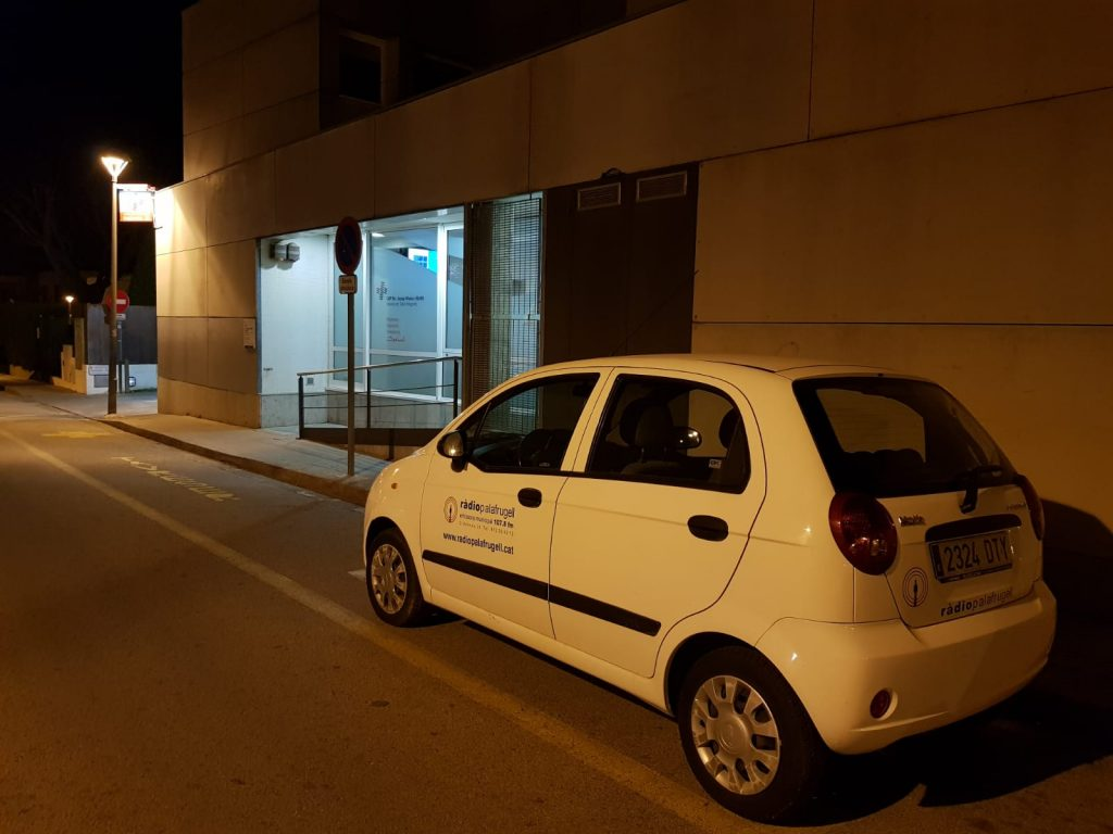 El CCBE cedeix 4 vehicles per Atenció Domiciliària