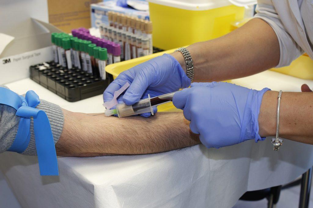 Jornada de donació de sang a Palafrugell
