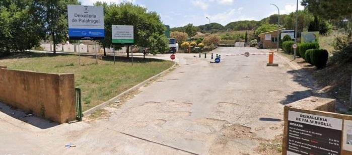 millores a la deixalleria municipal de palafrugell