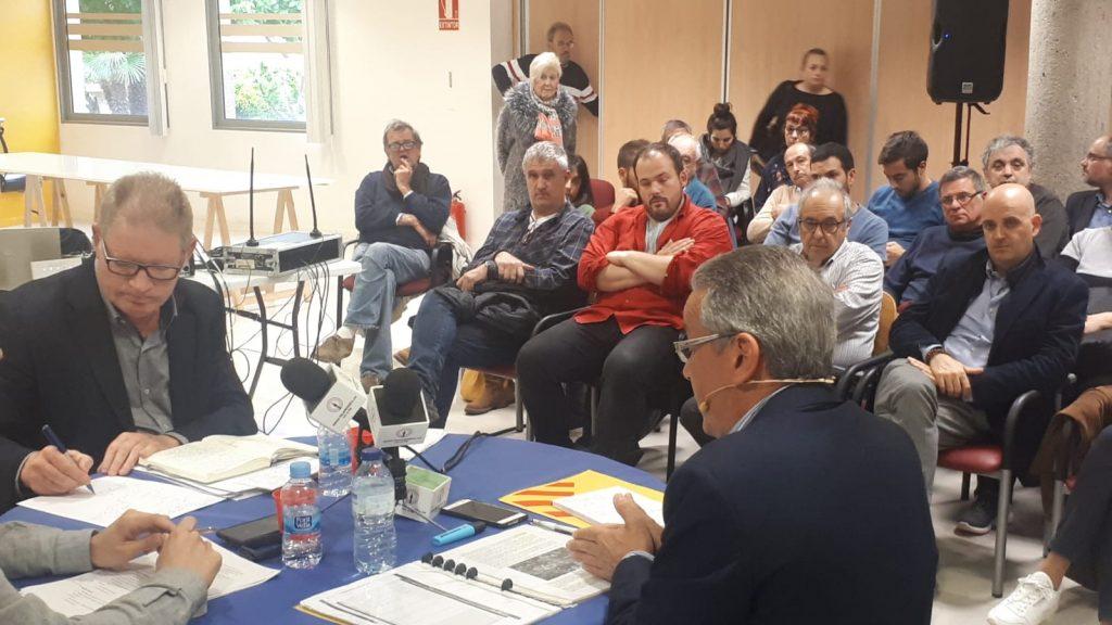 El PSC deixa de participar en la gestió del COVID
