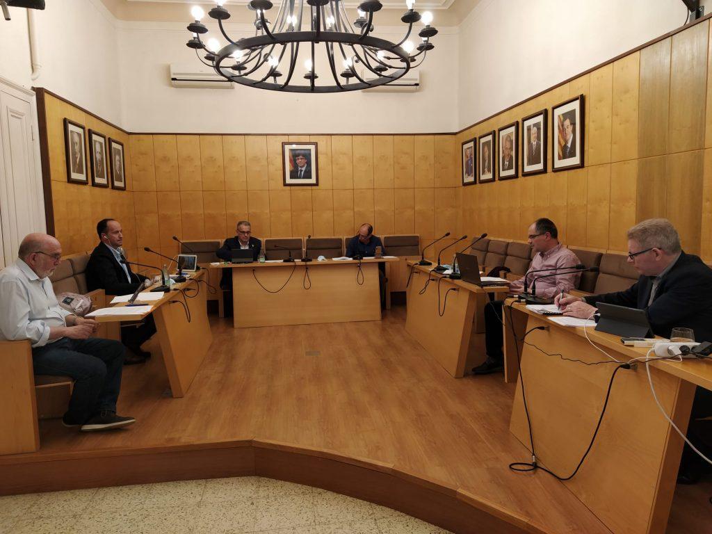 Consens a Palafrugell per afrontar la crisi del COVID