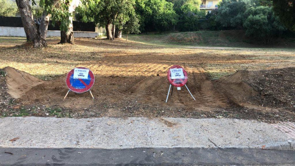 Nou aparcament gratuït a Llafranc