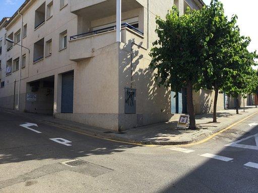 120 places noves d'aparcament al centre de Palafrugell