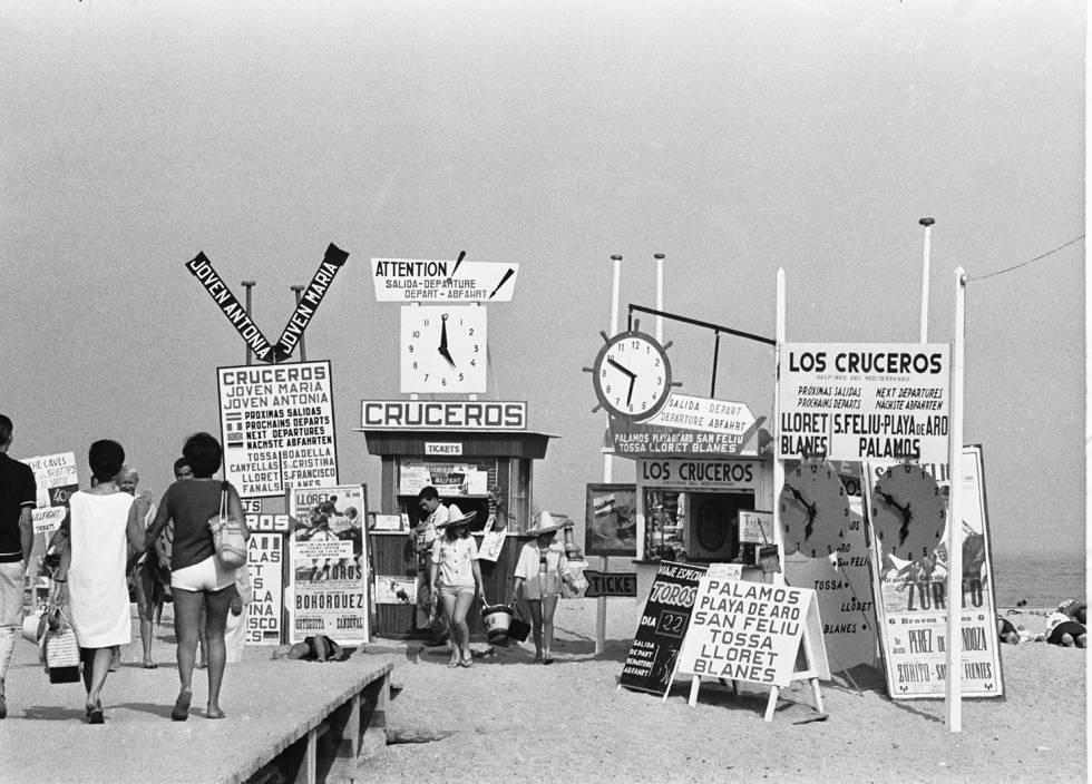 Retorn a la Costa Brava dels anys 60 i 70