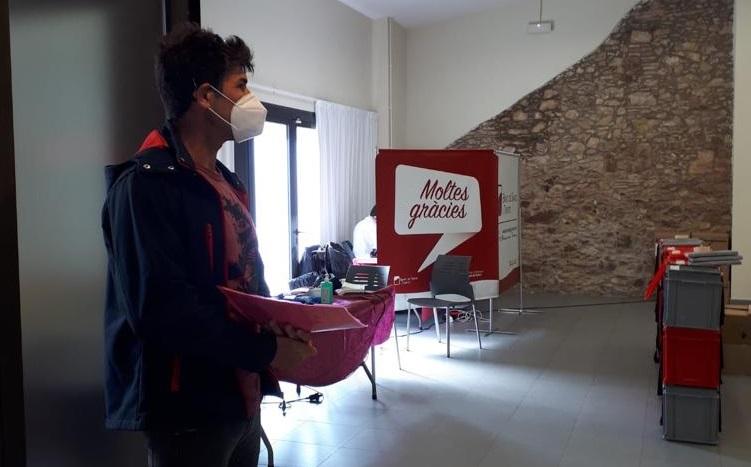 Nova jornada de donació de sang a Palafrugell