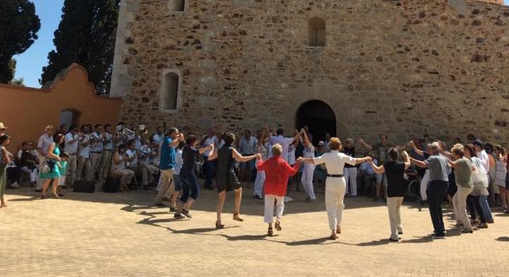Comença la Festa Major de Mont-ras