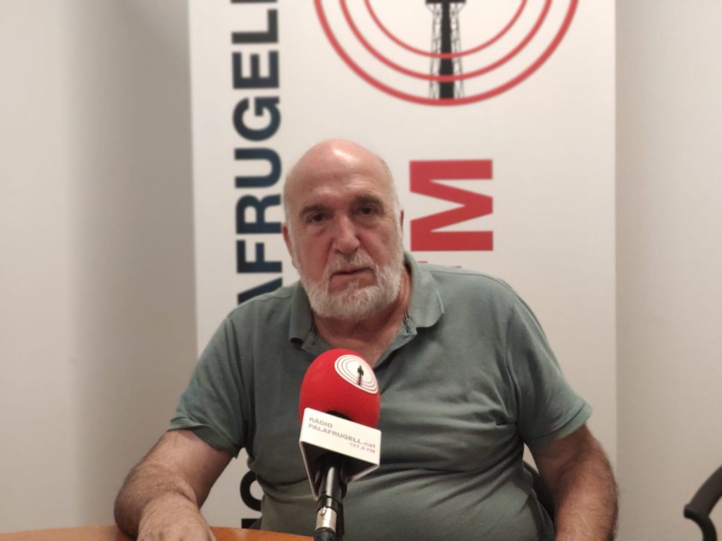 Joan Farré lamenta que hi hagi subvencions que no han arribat a la gent