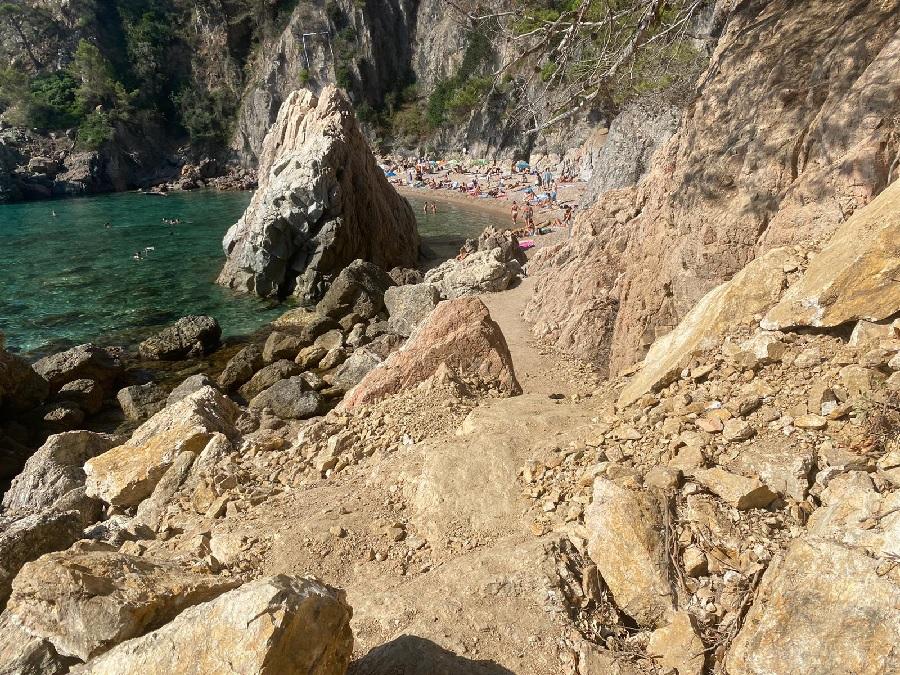 Un Agent Cívic controlarà l'aforament de la platja del Golfet