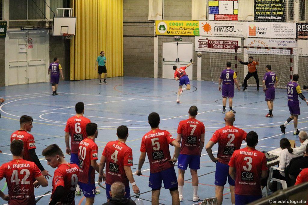 El Club Handbol Garbí torna a les pistes