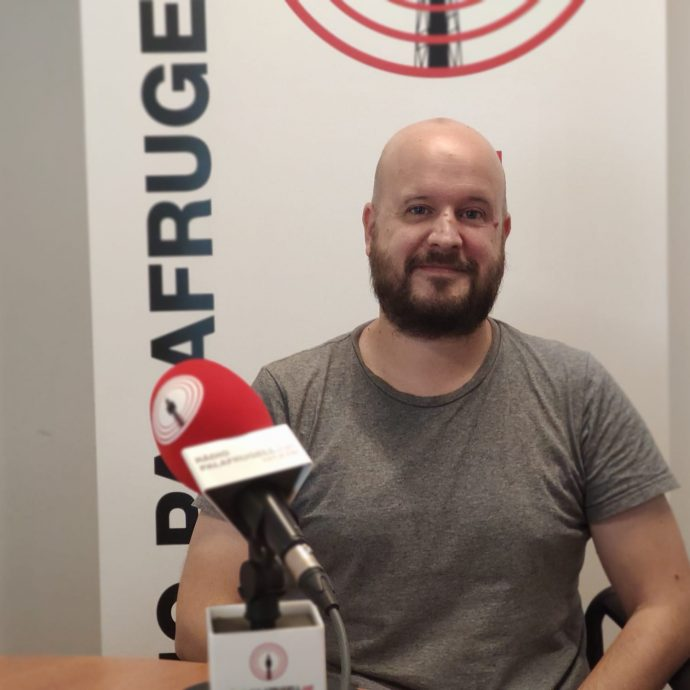 Marc Heras regidor de Medi Ambient Ajuntament de Palafrugell