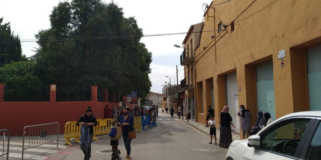 Dubtes entres les famílies de l'escola Torres Jonama
