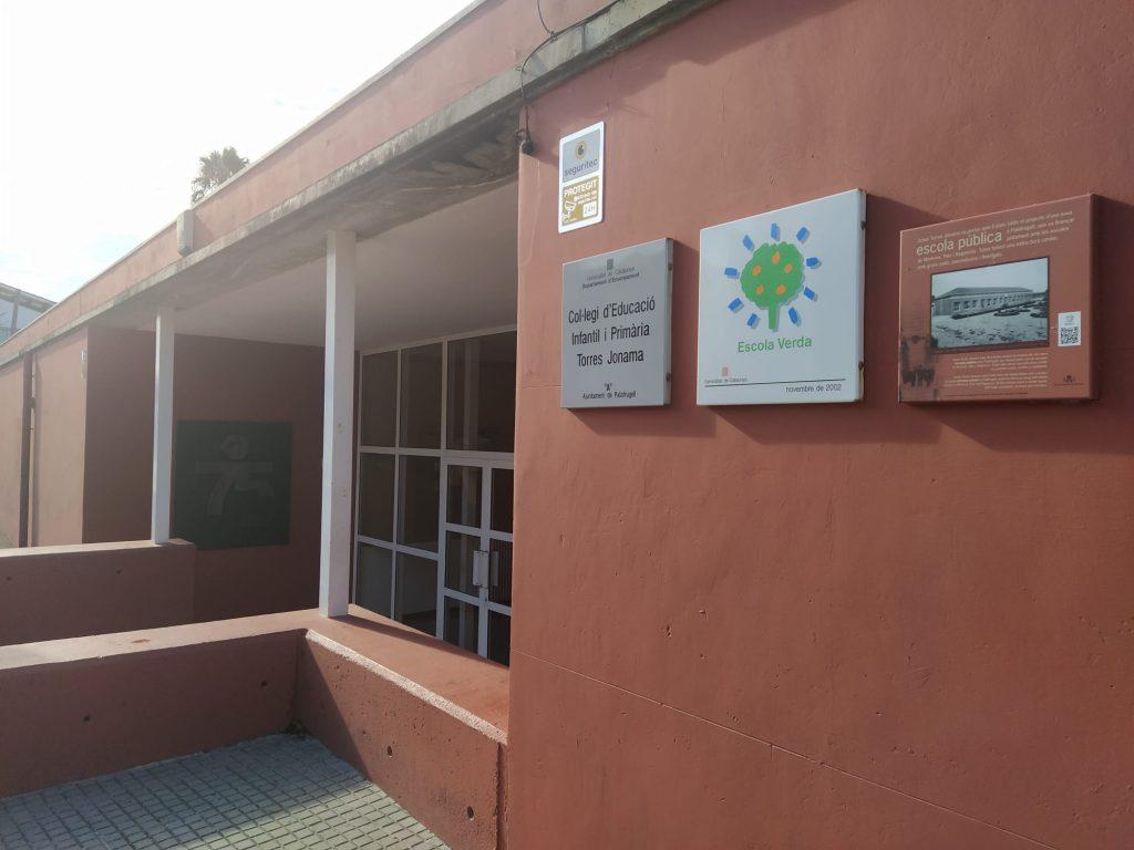 Inici de curs a les escoles de primària de Palafrugell