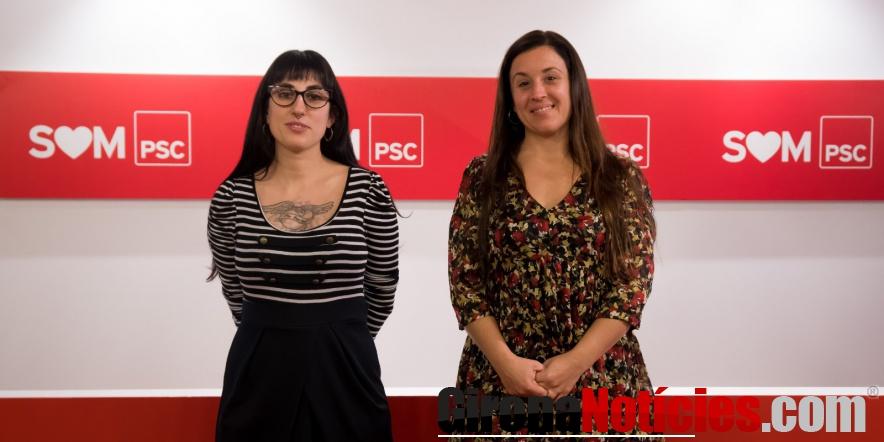 Andrea Albizua i Marina Illescas
