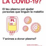 Calen donants de plasma a Palafrugell