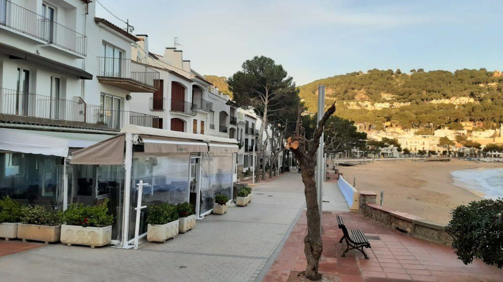 Malestar entre els establiments turístics de Palafrugell