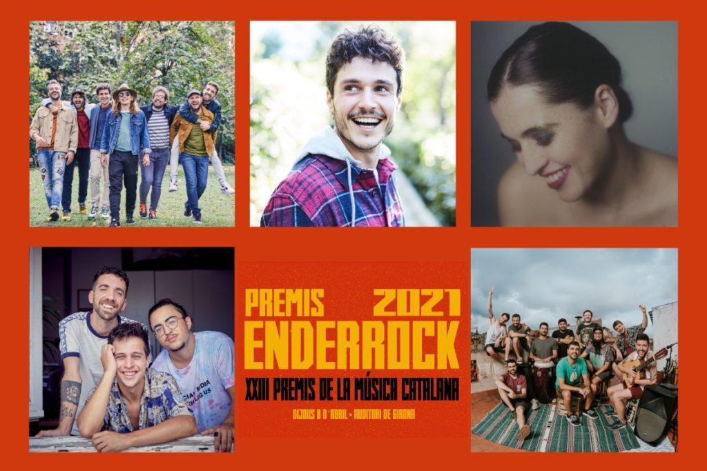 Sílvia Pérez Cruz i Clara Peya premis Enderrock