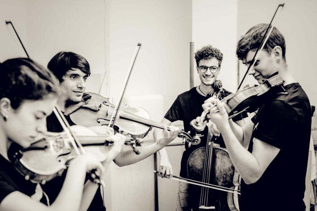 Concert quartet atenea