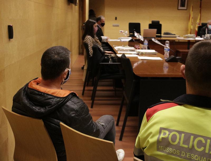 Acusat de matar el seu germà a Palafrugell el 2018