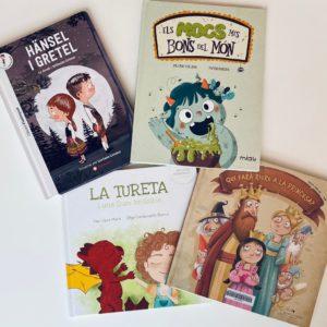 Recomanacions literatura infantil i juvenil
