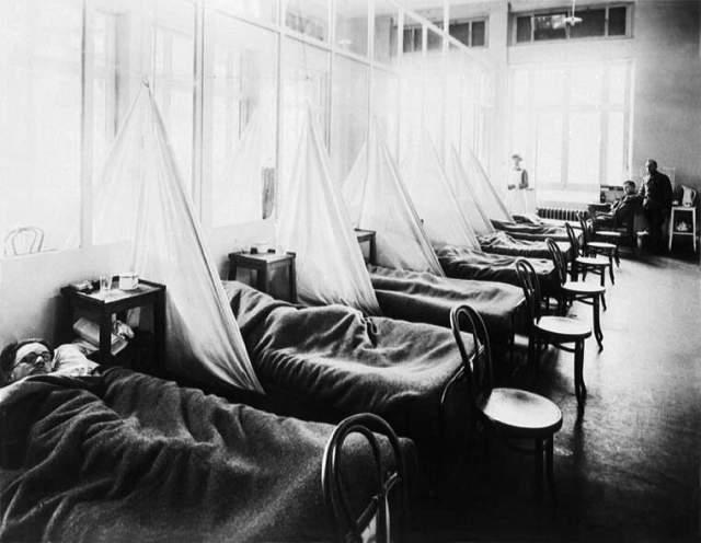 la grip espanyola