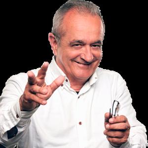Tomàs Cascante, presentador del programa 'El món és digital'