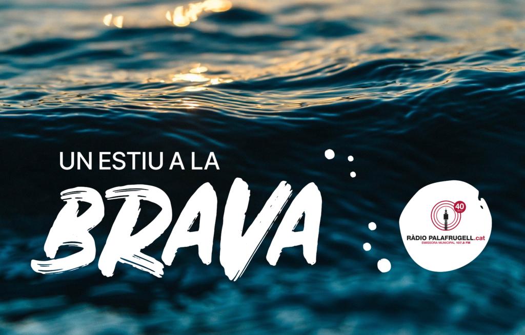 Logotip del programa Un estiu a la brava