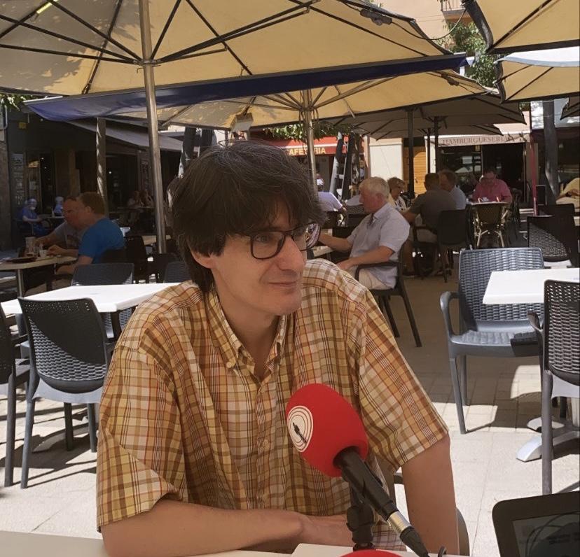 """Miquel Martín """"La drecera"""""""