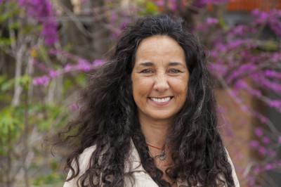 Maite Bravo, regidora de la Bisbal d'Empordà