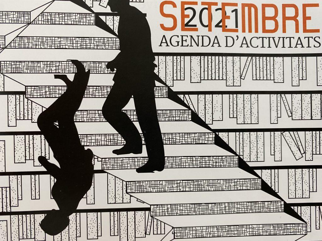 formació i activitats setembre 2021 Biblioteca