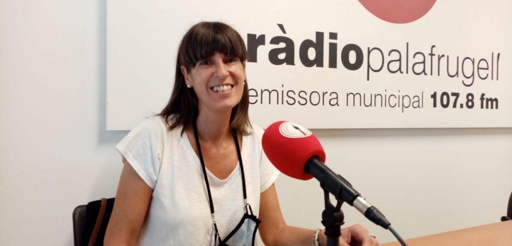 Susanna Selva, presidenta del CH Palafrugell
